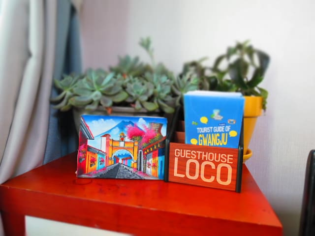 Guesthouse Loco [Dormitory]