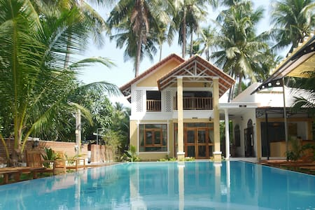 Coconut Garden Villa Marigold, 2 people