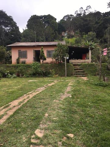 Casa de Campo em Rapadura