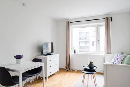 Studio apartment in Stavanger
