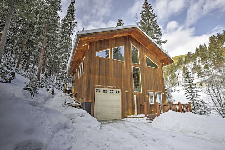 Charming 2BR Dumont Home w/Deck - Near Skiing! - Dumont - Haus