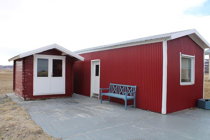 """Stóri-Bakki cottage near Egilsstaðir """"Dvergabakki"""""""