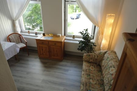 Sunny and friendly in Lüneburg Center, WiFi - Apartment