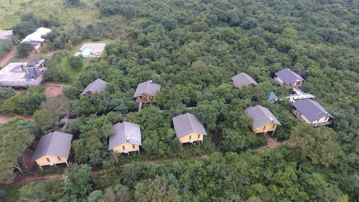 wild air hotel is special for Eco & Nature lovers.