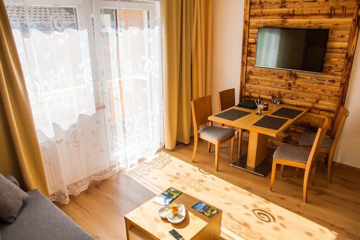 Cozy mountain apartment