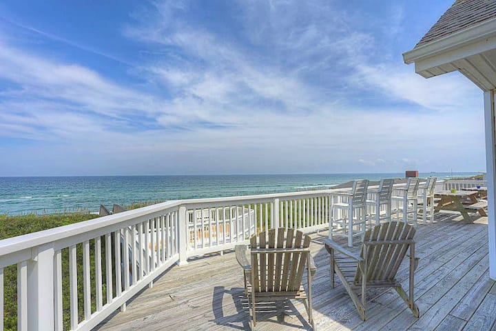 3053 Bartlett Skipper * Oceanfront * Heated Pool * Pool Table