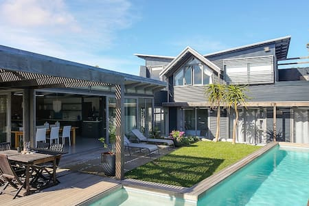 Architectural Beach Home - Klein Slangkop Estate - Villa