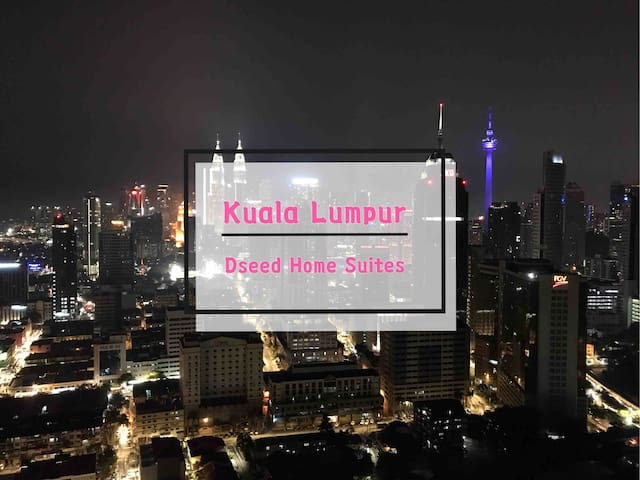 C17 Kuala Lumpur Dseed Home Suite Twin Towers View