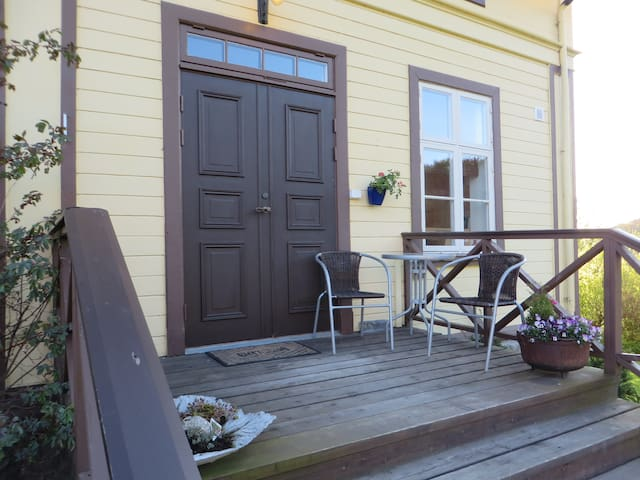 Østbør, Gamle kongevei Nord