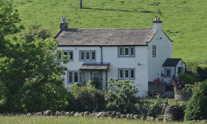 White House Farm B & B, Cowling, North Yorks