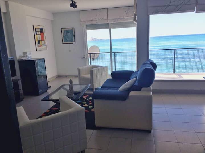 Beachfront Wonderful Apartment
