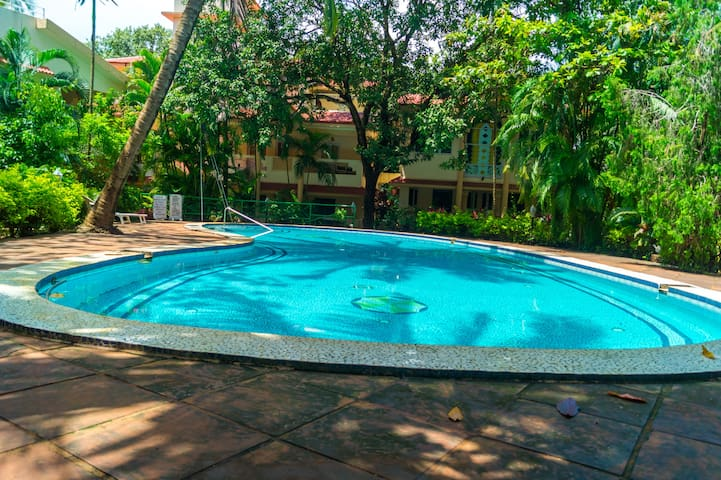 1 BR ap. in beautiful complex - Vagator - Apartmen