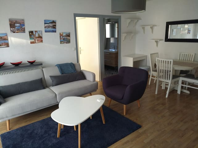 1 bedroom Apartment Ferney, 30 min walk to Palexpo