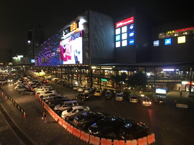 吾.家 單身套房公寓/近泰國文化中心站/near train night market
