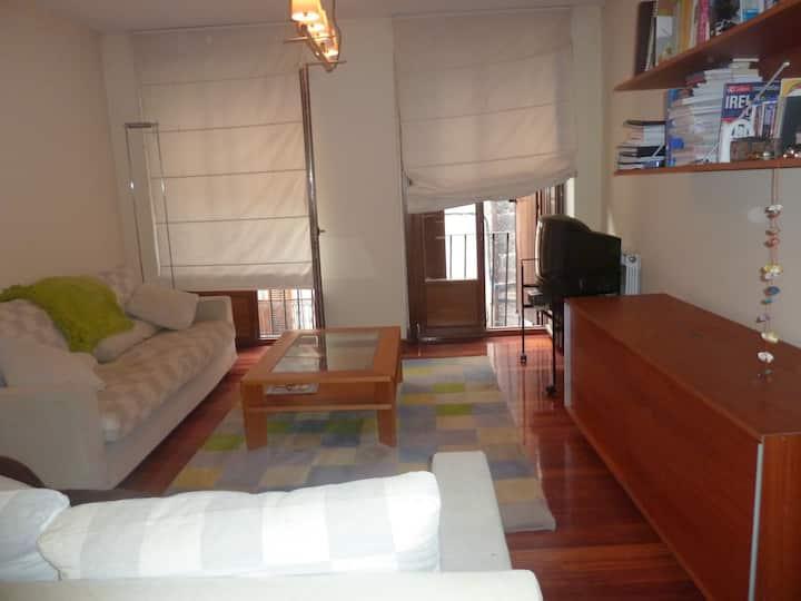 Apartamento coqueto a 5 km. de Donostia-San Sebast