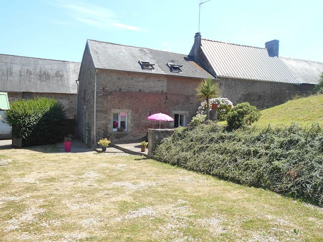 Gite de la Huberderie - Quettehou - House