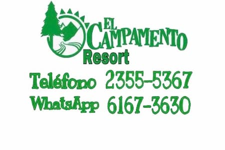 El Campamento Resort.