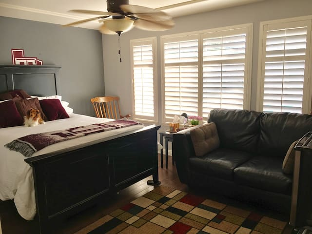 Monthly booking discount + comfort - Bakersfield - House