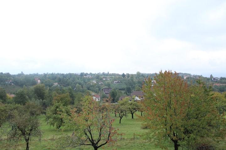 Quiet,near to nature villa