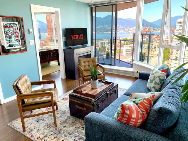 Sky High 3BR/2BTH & Spectacular Views. Superhost!