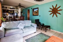 Paradise A1 Condo (location, closest to the beach)