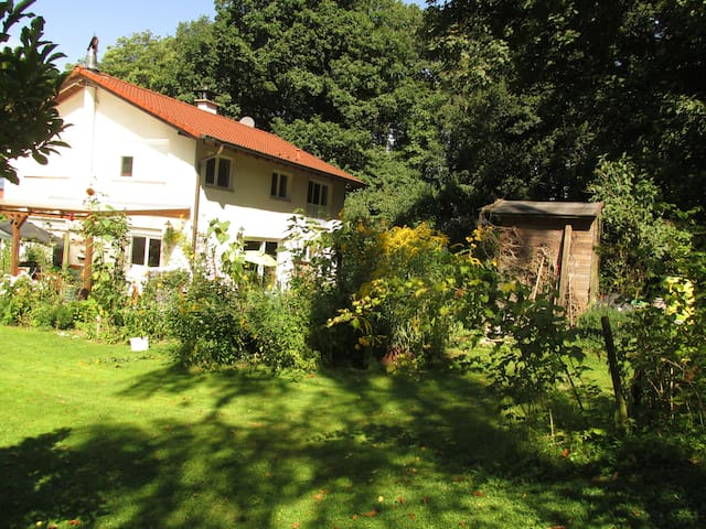Trassen Zimmer Villa Kunterbunt 1 - Wuppertal - Maison