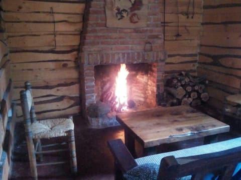 Cabaña Rural a 25 minutos de Trevelin