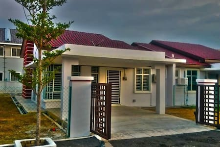 Homestay Taman Sri Putra - Nibong Tebal - Bungalo