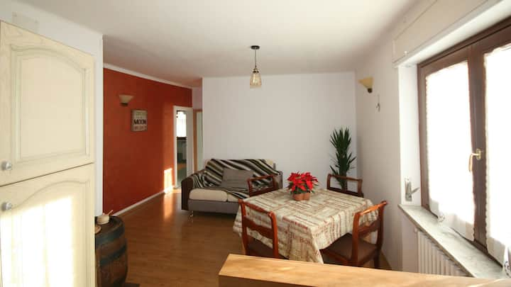 Maison Aosta-appartement. (5min dal centro)