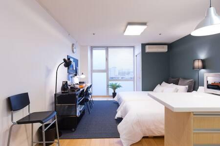 BINGO STUDIO - H4 - Mapo-gu - Appartement