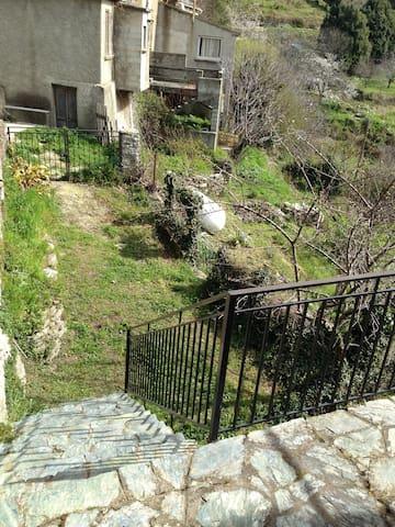 Maison de village Castagniccia - Penta-di-Casinca - บ้าน