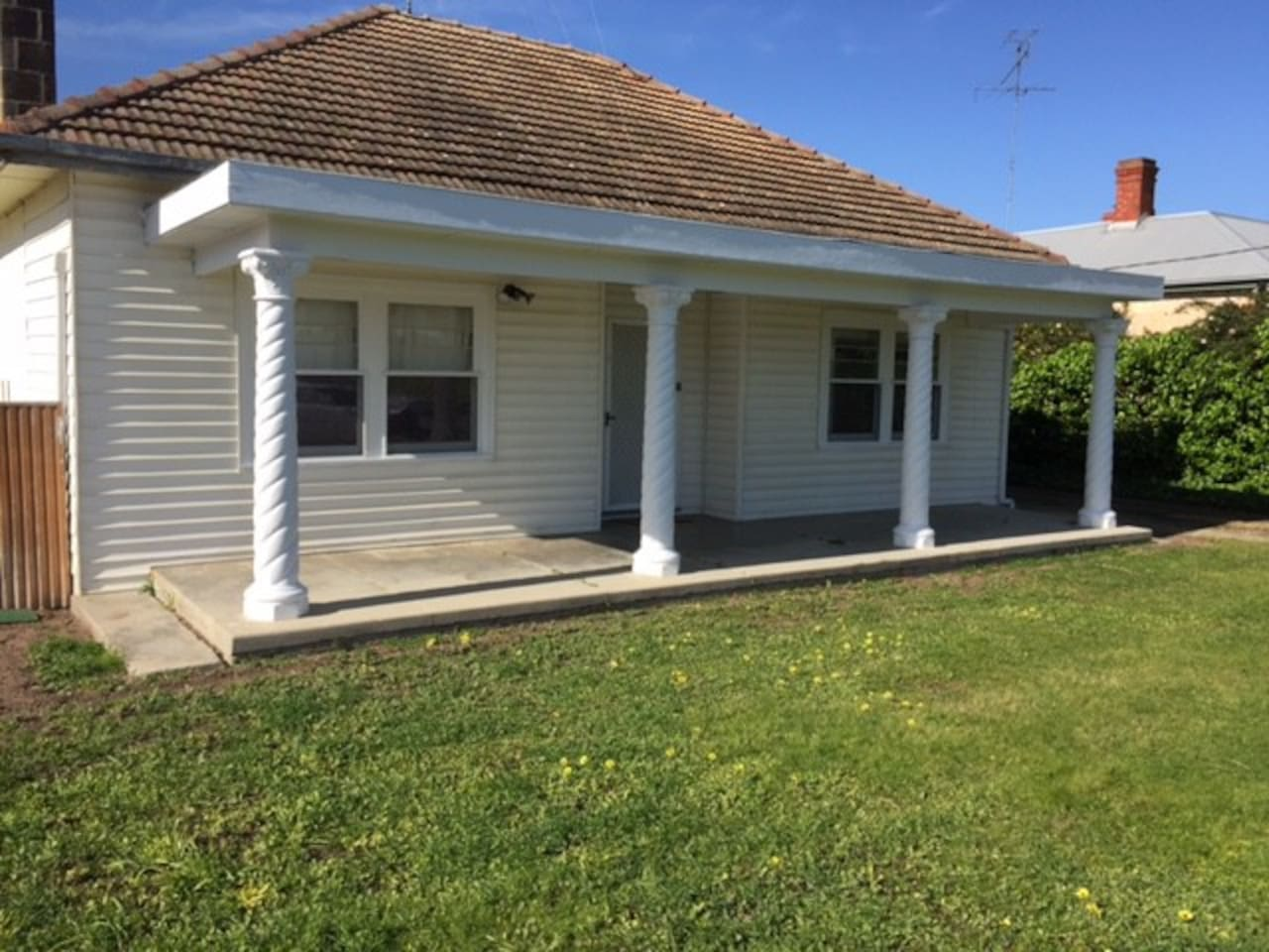 Front of Smith Street Cottage, 194 Smith Street, Naracoorte, South Australia