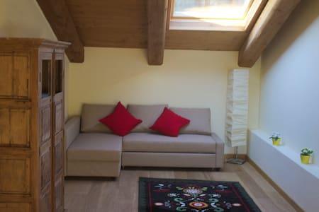 Ampio Appartamento da 6 posti letto - Cesana torinese
