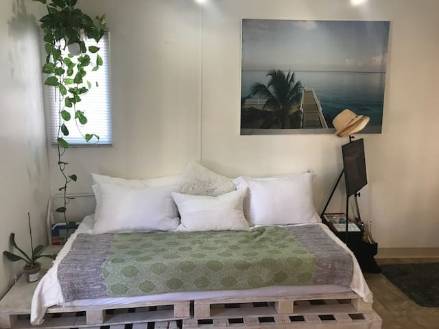 Cozy Beach Bungalow-Ocean Beach - San Diego - Apartamento