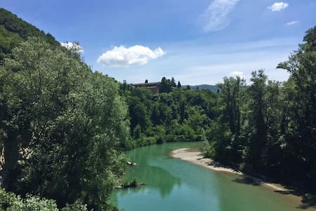 Your cosy countryside haven near Bologna