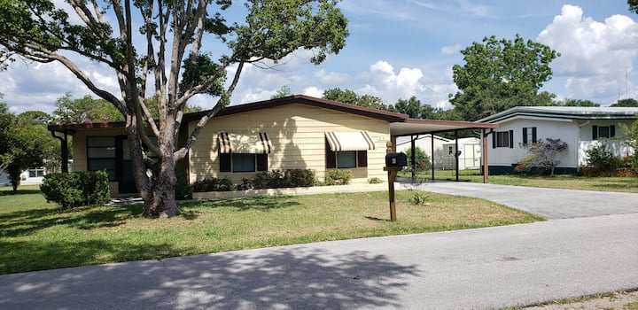 Private Home in NE Ocala