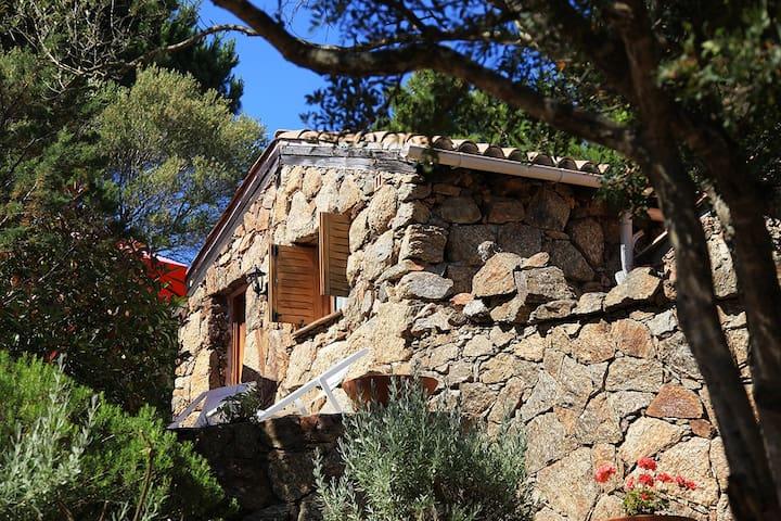 "Mini-villa n°4, type B, 2 pers, ""L'Authentica"""