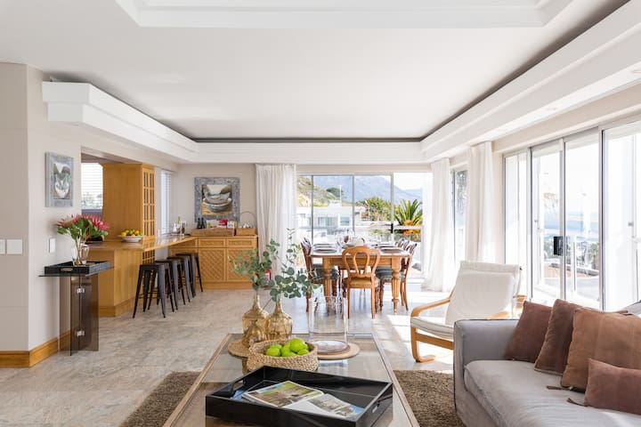 Pop Down to the Beach from Exclusive Clifton Home