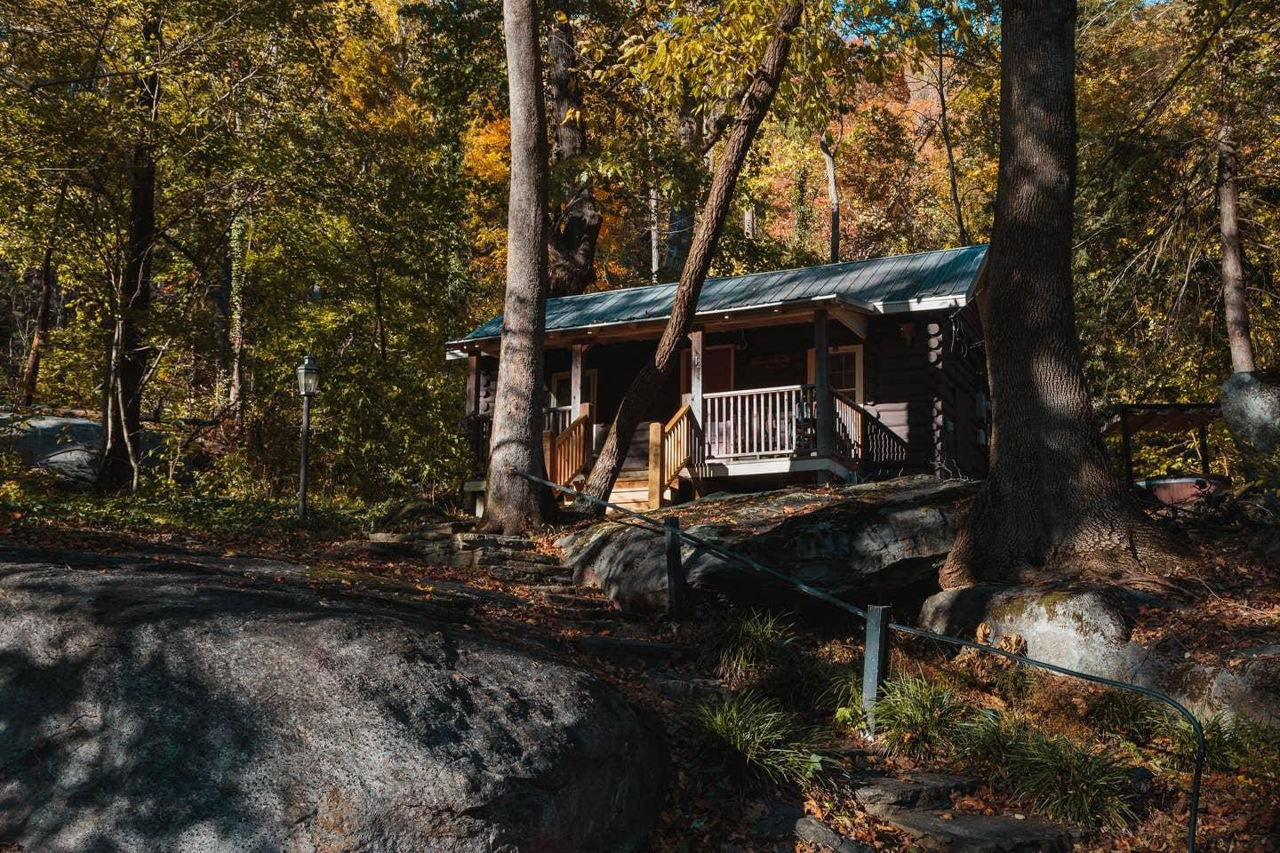Welcome to Cabin on the Rocks!