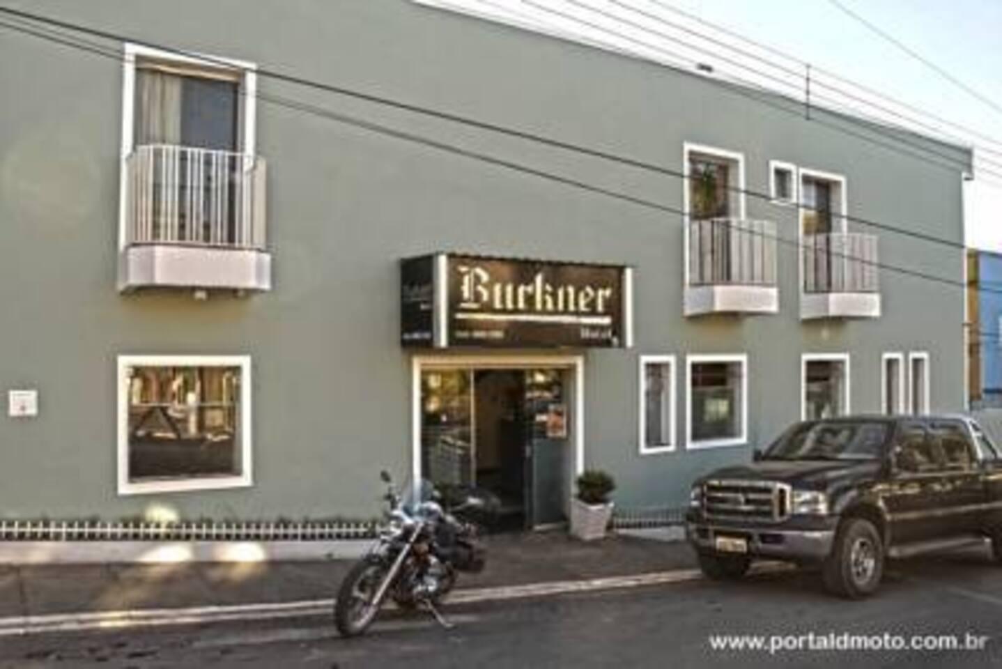 O melhor hotel da região.