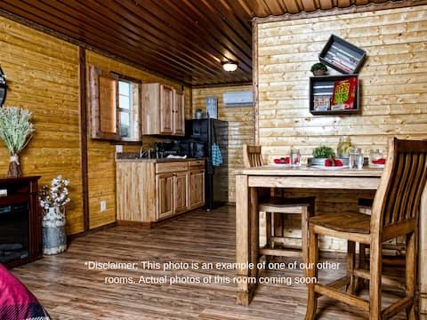 Outdoorsman Cabin