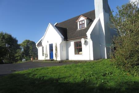 The Bunkhouse - Letterfrack Farm.