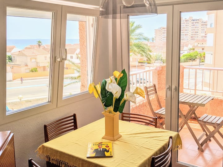 Cozy apartment in La Manga del Mar Menor
