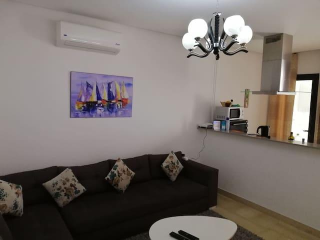 Bel appartement Cosy Banlieue Nord de Tunis