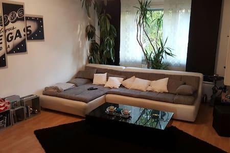 2 Zi.Wohnung 60qm mit Parkplatz / 1min zur Ubahn - Nürnberg - Lejlighed