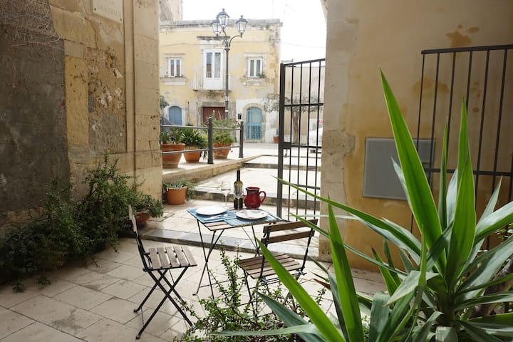 Casa Medasia in Ortigia, feeling at home