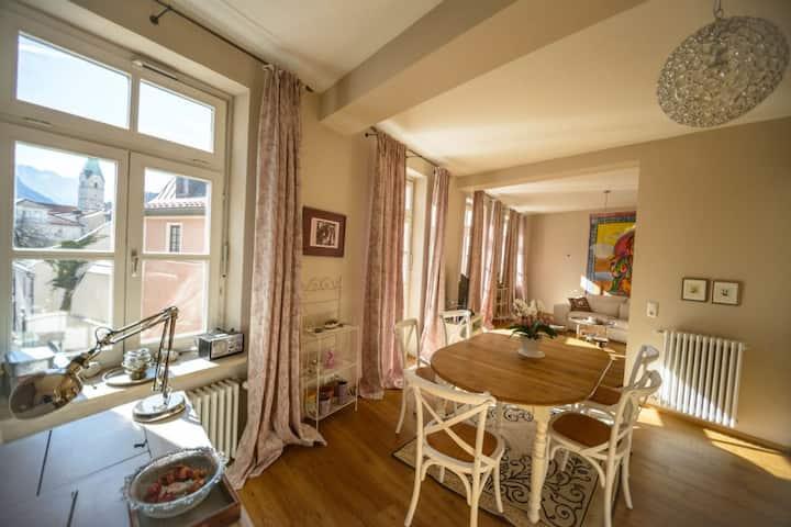 Wunderschöne Wohnung im Herzen Bad Reichenhalls