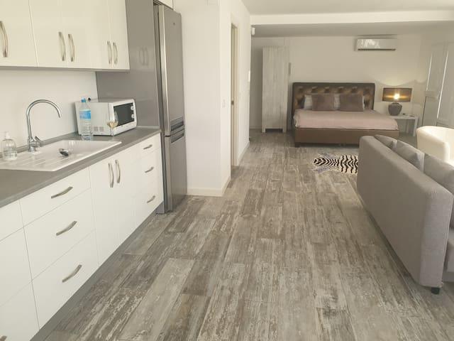 Moraira town center Modern apartment