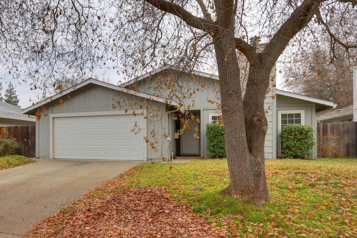 Centrally Located Sacramento Home- UCD Med Center