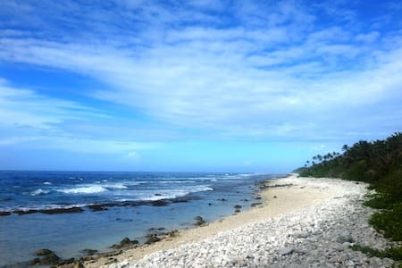 TUPAPA HOME  Perfect for Families of 4pax - Avarua District